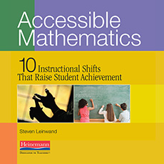 Learn more aboutAccessible Mathematics (Audiobook)