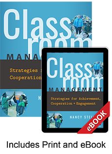 Learn more aboutClassroom Management (Print eBook Bundle)