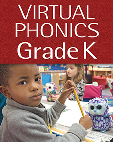 Units of Study in Phonics Virtual Teaching Resources, Grade K, 2020-21 Subscription