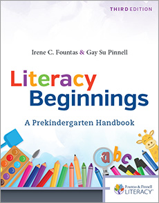 Literacy Beginnings cover