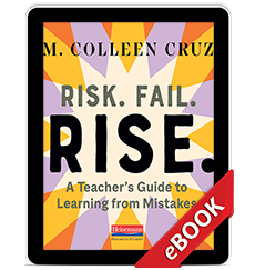 Learn more aboutRisk. Fail. Rise. (eBook)