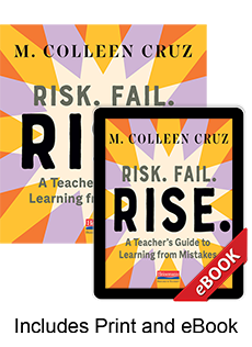 Learn more aboutRisk. Fail. Rise. (Print eBook Bundle)