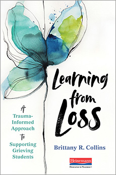 Learning From Loss by Brittany Collins