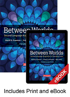 Learn more aboutBetween Worlds, Fourth Edition (Print eBook Bundle)
