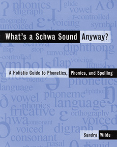 What's a Schwa Sound Anyway? cover