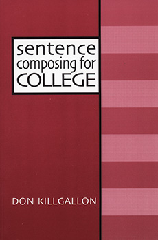 Sentence Composing for College cover