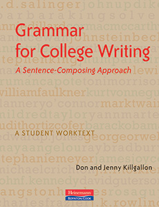Learn more aboutGrammar for College Writing