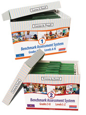Fountas & Pinnell Benchmark Assessment System 1, 2nd Edition