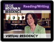 Regie Routman in Residence:  Transforming our Teaching Through Reading Writing Connections (online only version) cover
