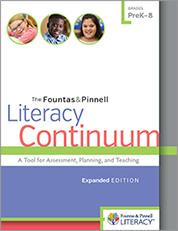 Literacy Continuum