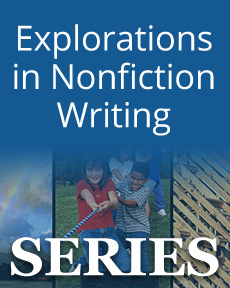 Series: Explorations in Nonfiction Writing Series cover