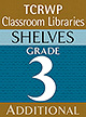 Additional Shelves Grades 3