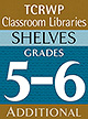 Additional Shelves Grades 5-6