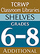 Additional Shelves Grades 6-8