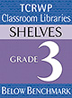 Grade 3 Below Benchmark Library Shelves
