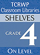 Grade 4 Library Shelves