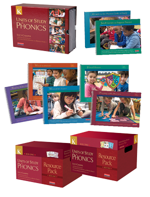 Units of Study in Phonics