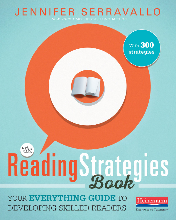 The Reading Strategies Book - Serravallo