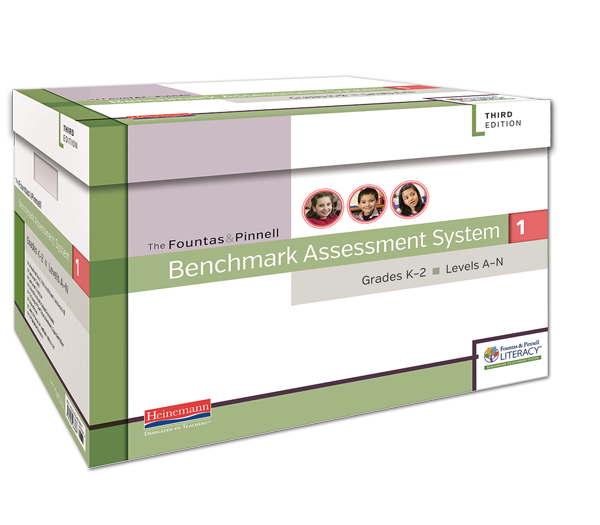 Benchmark Assessment System 1, 3rd Edition