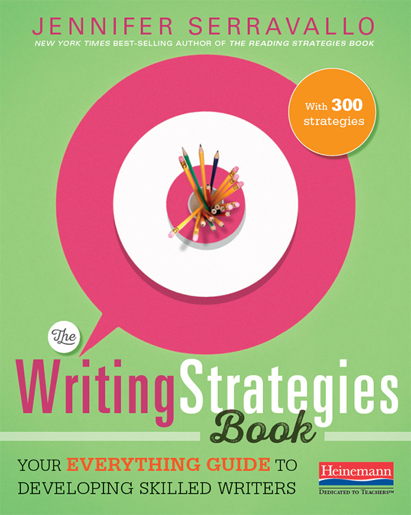 Writing strategies book by jennifer serravallo fandeluxe Choice Image