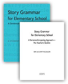 Story Grammar for Elementary