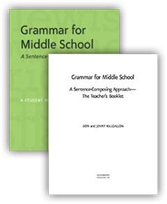 Grammar for Middle School