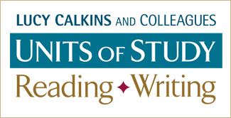 Units of Study for Teaching Reading Grades 6-8