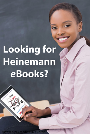 Looking for Heinemann eBooks?