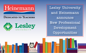Heinemann Lesley University PD