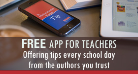 Teacher Tip App