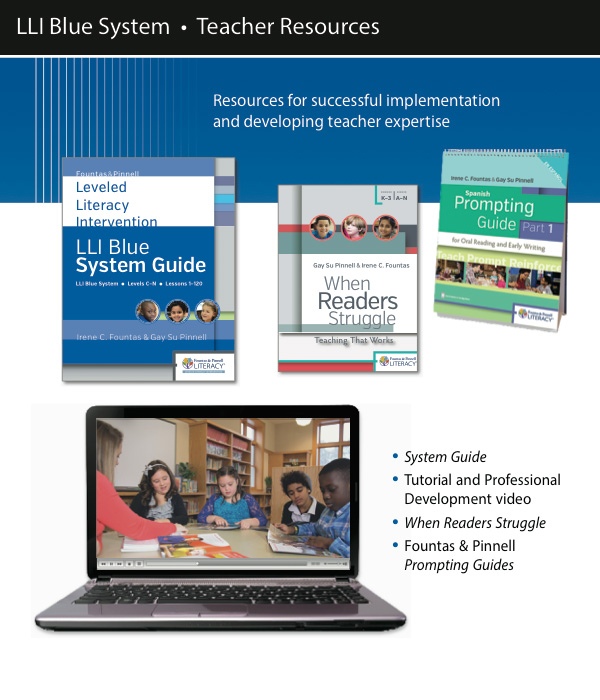 Fountas pinnell leveled literacy intervention lli blue system have a look fandeluxe Gallery