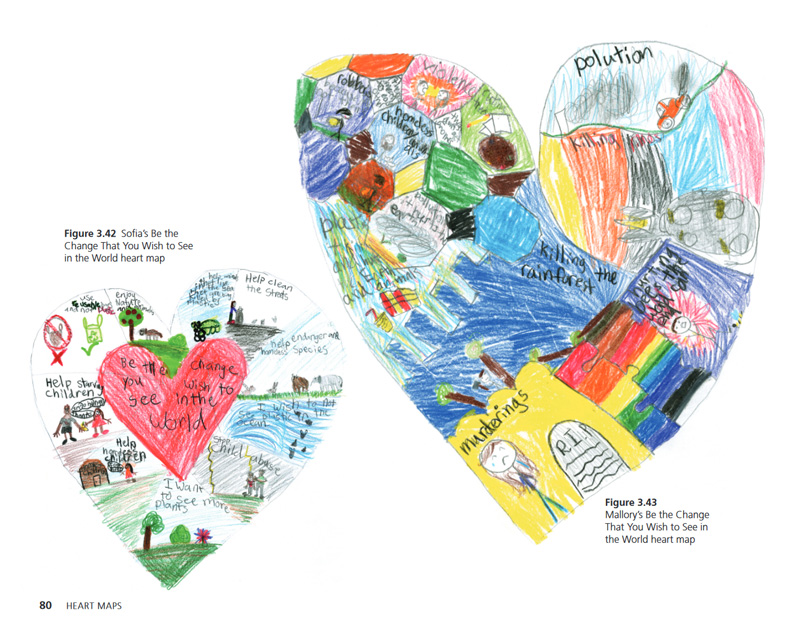 Heart Maps Helping Students Create And Craft Authentic Writing