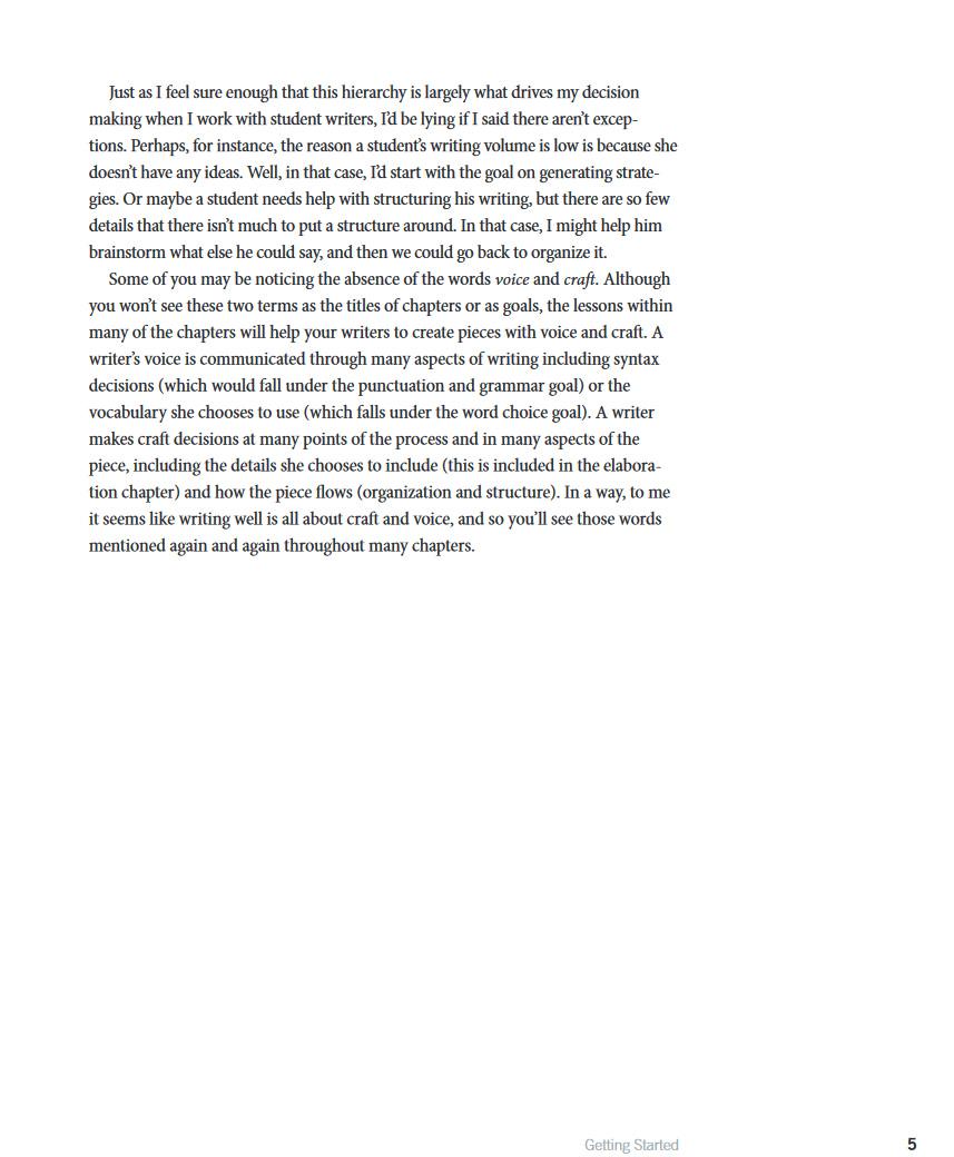 Writing strategies book by jennifer serravallo fandeluxe Gallery