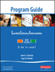 LLI Blue System (Grade 2) Program Guide