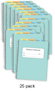 Reader's Notebook Revised (25-pack)