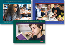 Units of Study Middle School Reading